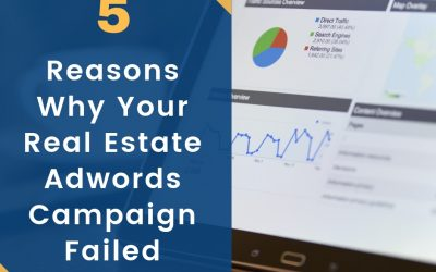 5 Reasons Why Your Real Estate Adwords Campaign Failed
